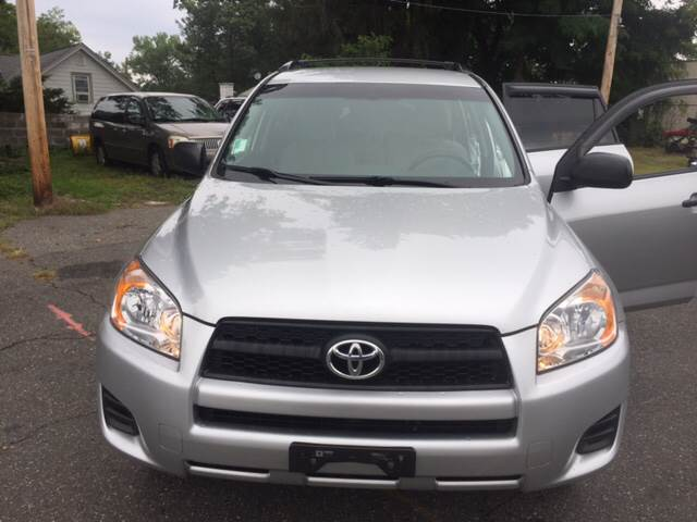2010 Toyota RAV4 for sale at Chris Auto Sales in Springfield MA