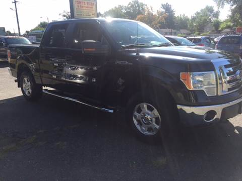 2012 Ford F-150 for sale at Chris Auto Sales in Springfield MA