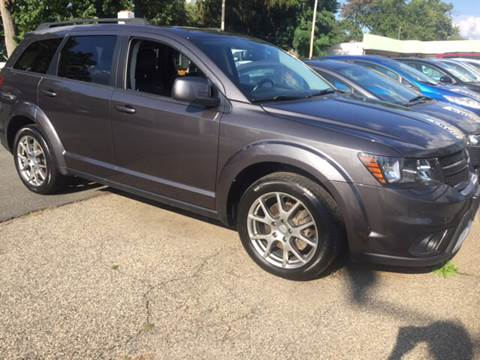 2014 Dodge Journey for sale at Chris Auto Sales in Springfield MA