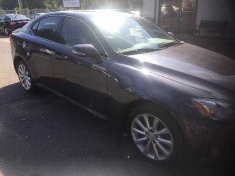 2010 Lexus IS 250 for sale in Springfield, MA