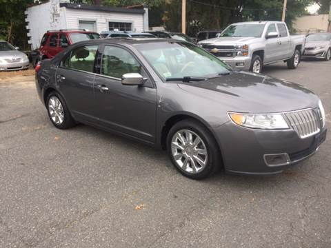 2011 Lincoln MKZ for sale in Springfield, MA