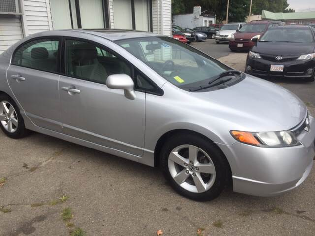 2007 Honda Civic for sale at Chris Auto Sales in Springfield MA