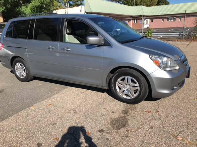 2007 Honda Odyssey for sale at Chris Auto Sales in Springfield MA