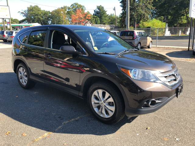 2014 Honda CR-V for sale at Chris Auto Sales in Springfield MA