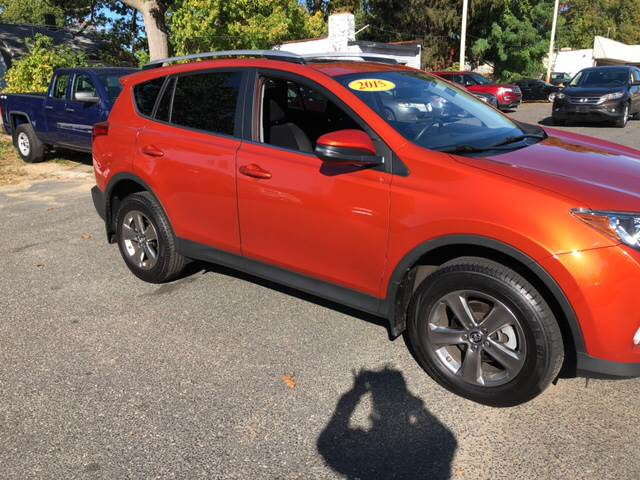 2015 Toyota RAV4 for sale at Chris Auto Sales in Springfield MA