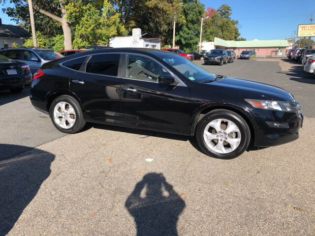 2010 Honda Accord Crosstour for sale at Chris Auto Sales in Springfield MA