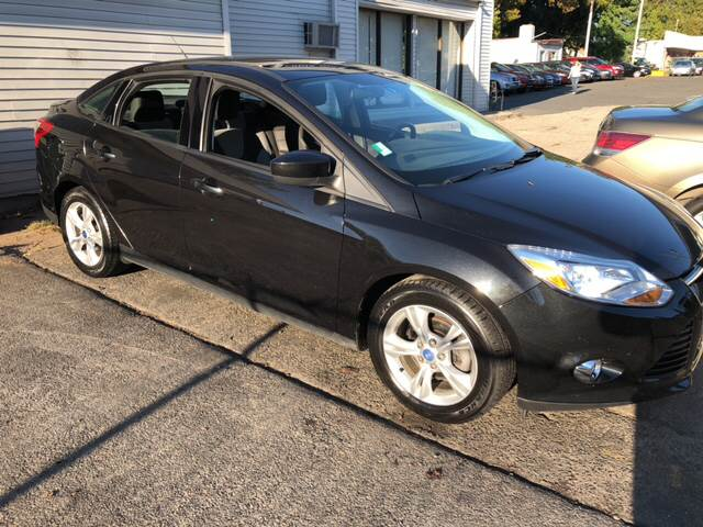 2012 Ford Focus for sale at Chris Auto Sales in Springfield MA