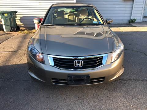 2008 Honda Accord for sale in Springfield, MA