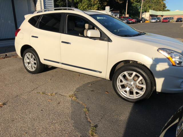 2012 Nissan Rogue for sale at Chris Auto Sales in Springfield MA