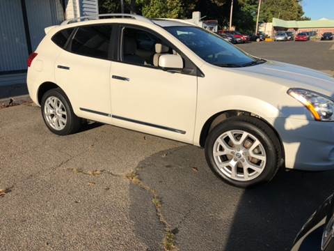 2012 Nissan Rogue for sale in Springfield, MA