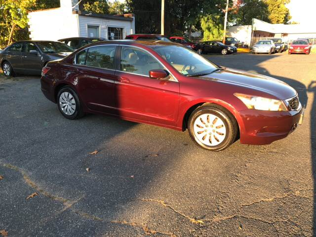 2008 Honda Accord for sale at Chris Auto Sales in Springfield MA
