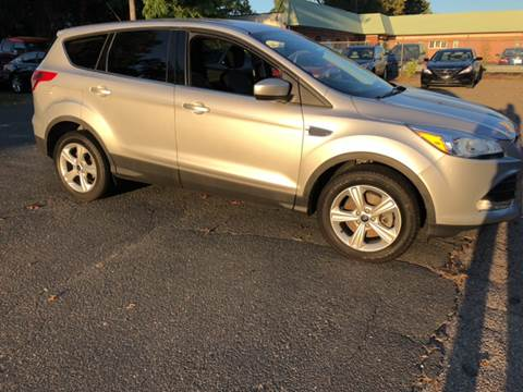 2014 Ford Escape for sale in Springfield, MA