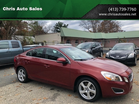 2012 Volvo S60 for sale in Springfield, MA