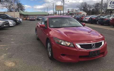 2009 Honda Accord for sale in Springfield, MA