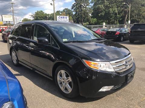 2012 Honda Odyssey for sale in Springfield, MA