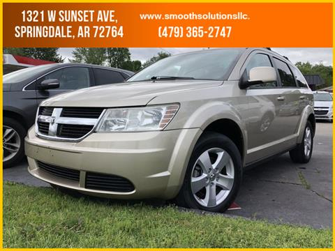 Cars For Sale In Arkansas >> 2009 Dodge Journey For Sale In Springdale Ar