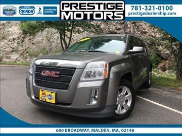 2012 GMC Terrain for sale in Malden, MA