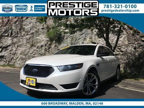 2014 Ford Taurus for sale in Malden, MA