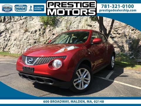 2011 Nissan JUKE for sale in Malden, MA