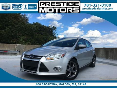2013 Ford Focus for sale in Malden, MA