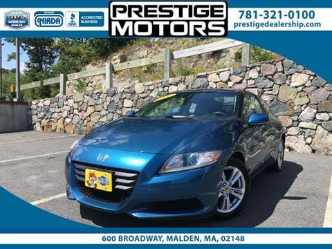 2011 Honda CR-Z for sale in Malden, MA