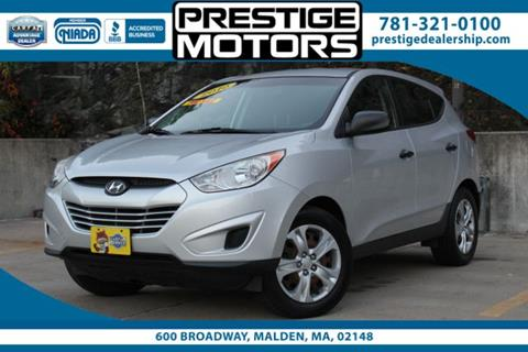 2010 Hyundai Tucson for sale in Malden, MA