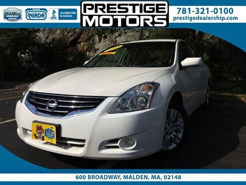 2010 Nissan Altima Hybrid for sale in Malden, MA
