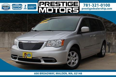 2011 Chrysler Town and Country for sale in Malden, MA