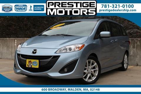 2012 Mazda MAZDA5 for sale in Malden, MA