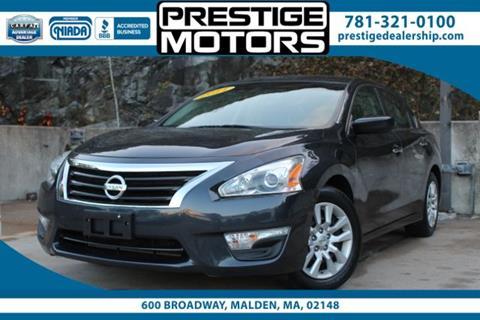 2014 Nissan Altima for sale in Malden, MA
