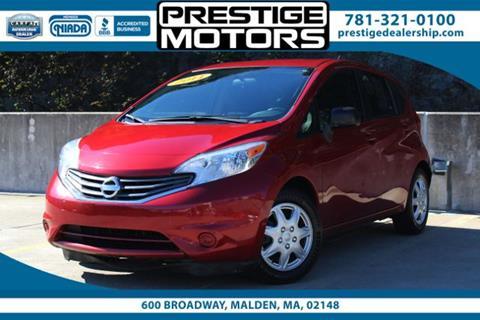 2014 Nissan Versa Note for sale in Malden, MA