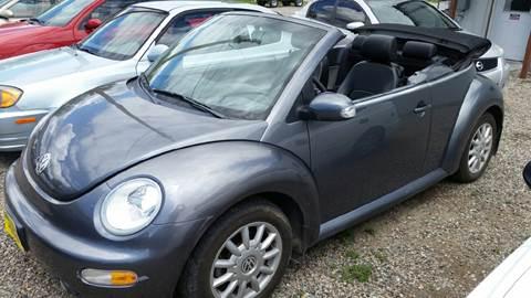2005 Volkswagen New Beetle for sale in Salmon, ID