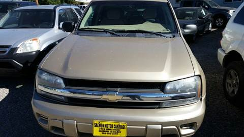 2007 Chevrolet TrailBlazer for sale in Salmon, ID