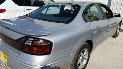 2001 Pontiac Bonneville for sale in Salmon, ID