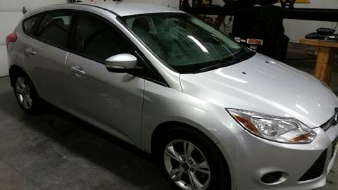 2013 Ford Focus for sale in Salmon, ID