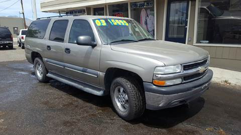 2003 Chevrolet Suburban for sale in Sparks, NV
