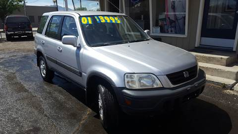 2001 Honda CR-V for sale in Sparks, NV