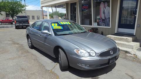 2007 Buick LaCrosse for sale in Sparks, NV