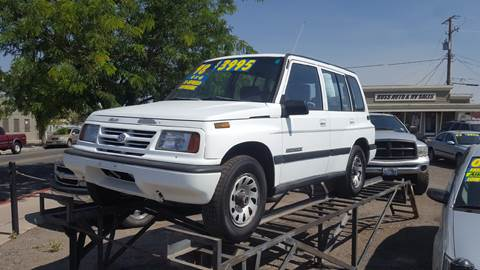 1998 Suzuki Sidekick for sale in Sparks, NV
