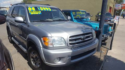 2004 Toyota Sequoia for sale in Sparks, NV