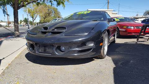 1998 Pontiac Firebird for sale in Sparks, NV