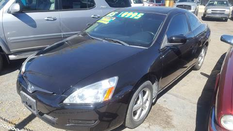 2005 Honda Accord for sale in Sparks, NV