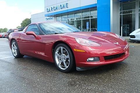2010 Chevrolet Corvette for sale in Randolph, OH