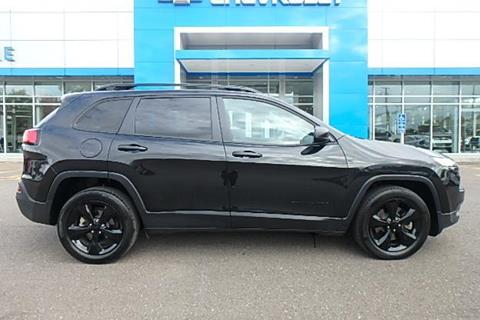 2016 Jeep Cherokee for sale in Randolph, OH