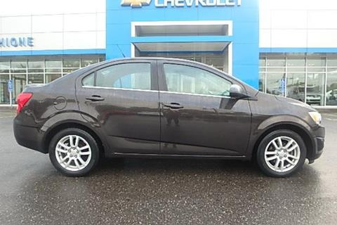 2013 Chevrolet Sonic for sale in Randolph, OH