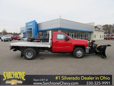 2019 Chevrolet Silverado 3500HD CC for sale in Randolph, OH