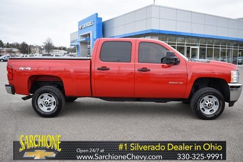 2011 Chevrolet Silverado 2500HD for sale in Randolph, OH