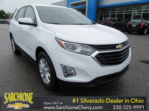2019 Chevrolet Equinox for sale in Randolph, OH