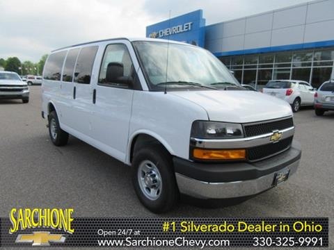 2019 Chevrolet Express Passenger for sale in Randolph, OH