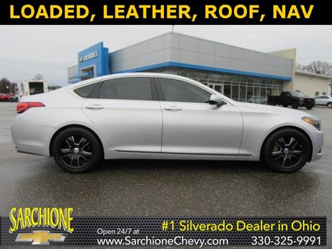 2017 Genesis G80 for sale in Randolph, OH